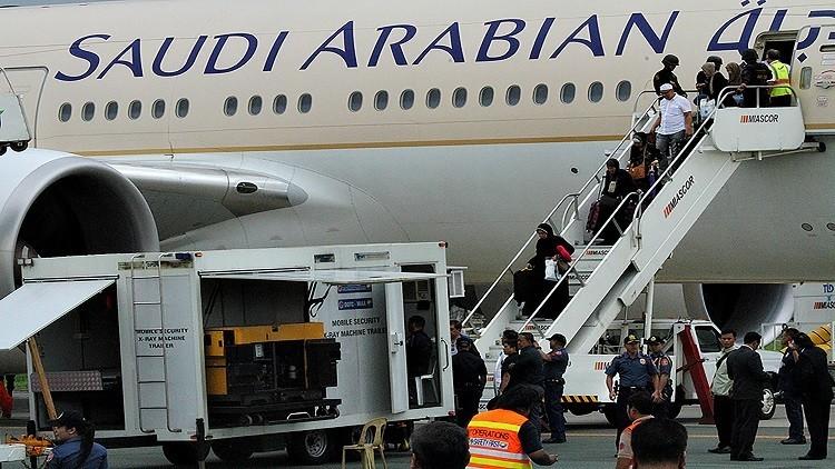 إطلاق سراح 120 سعوديا بعد احتجازهم في إندونيسيا