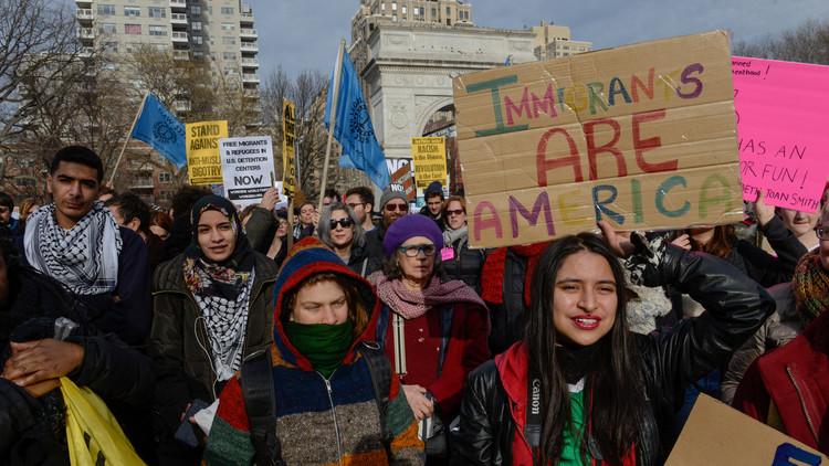 الولايات المتحدة ستسرع وتيرة ترحيل المهاجرين