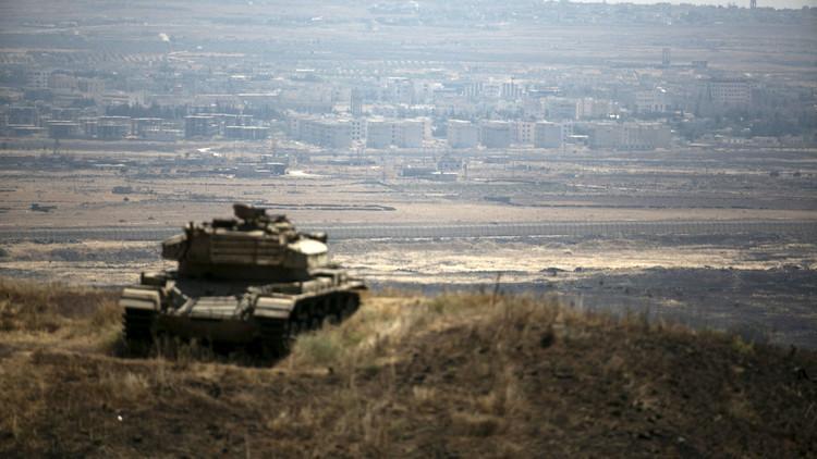 إسرائيل تكشف عن تعاون أمني مع مسلحي سوريا
