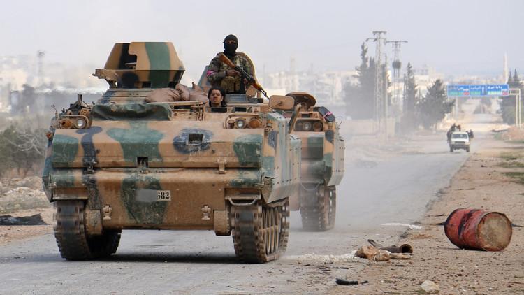وزير سوري لا يستبعد مواجهة عسكرية مع تركيا!