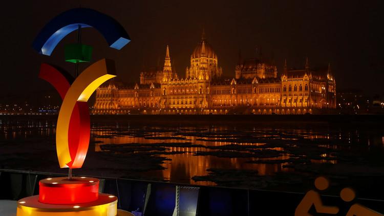 بودابست تنسحب من سباق استضافة أولمبياد 2024