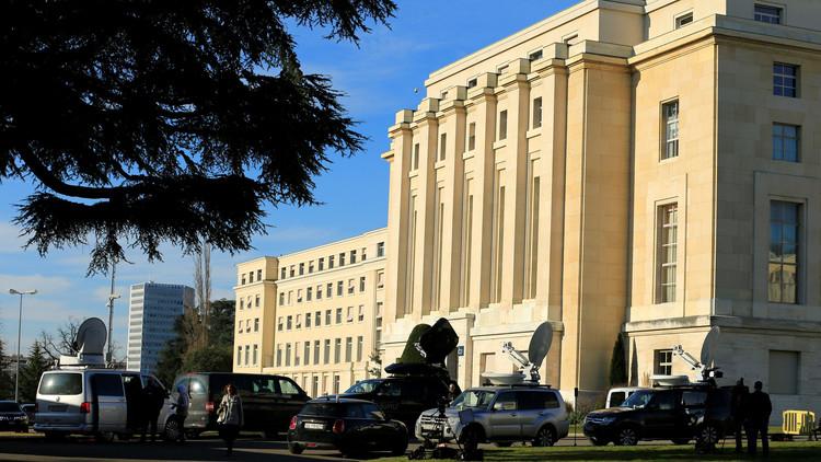 تأجيل الافتتاح الرسمي لمفاوضات جنيف