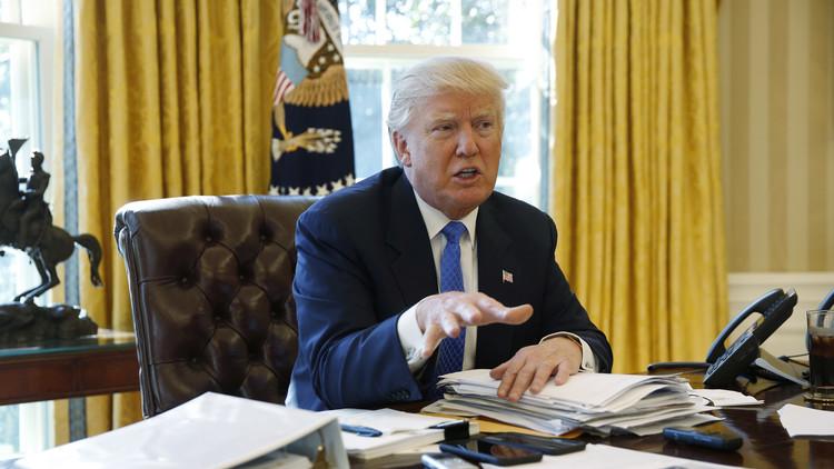 ترامب: أسعى لتعزيز الترسانة النووية للولايات المتحدة