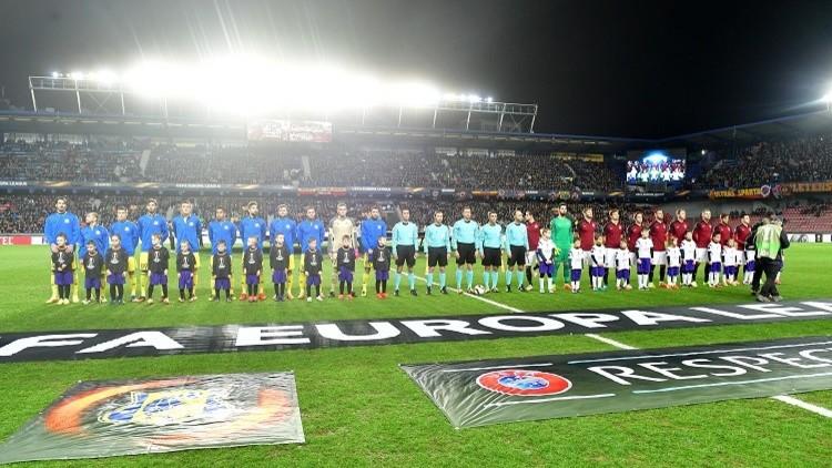 قائمة المتأهلين لدور الـ 16 من الدوري الأوروبي