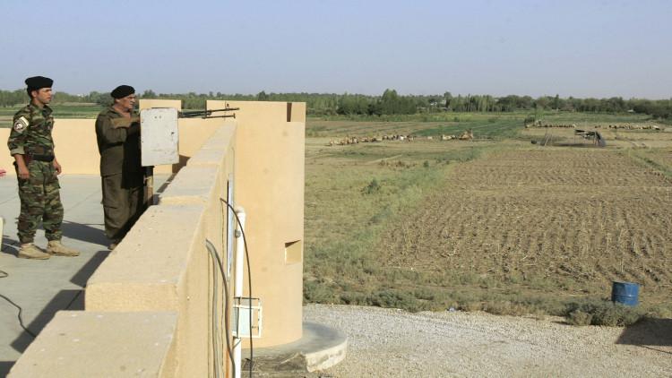 مقتل 15 عنصرا من قوات حرس الحدود العراقي بهجوم لداعش