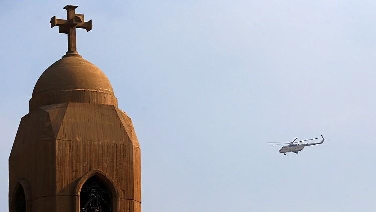 الأسر المسيحية تغادر سيناء خوفا من تصفيتها على يد