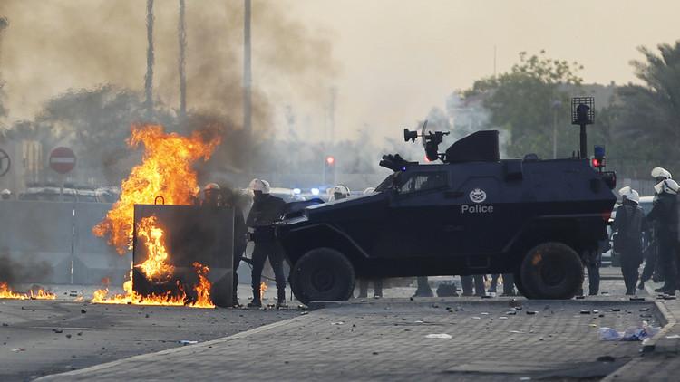 تفجير يستهدف دورية عسكرية في البحرين