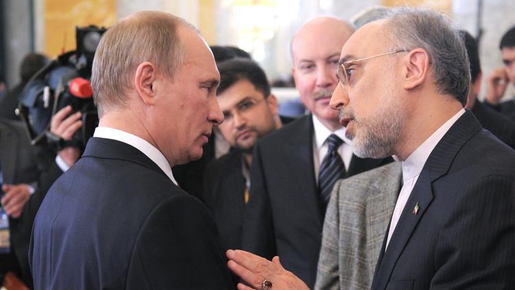 اتفاق روسي إيراني على خارطة طريق نووية