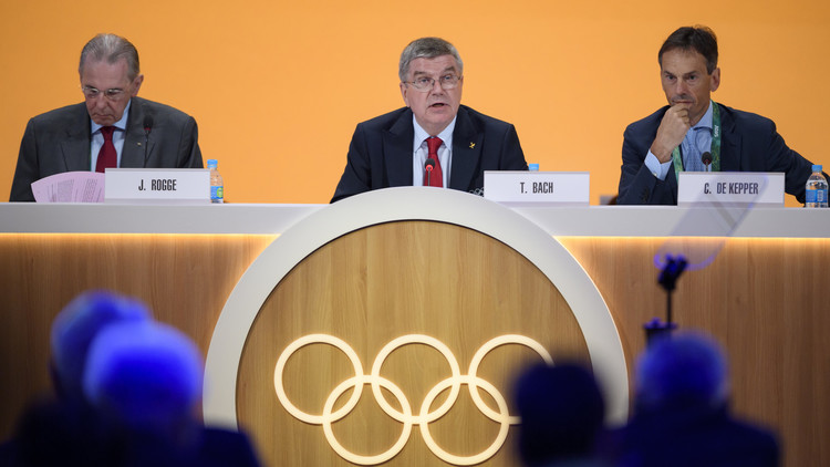 الأولمبية الدولية: