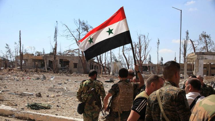الجيش السوري يعلن السيطرة على بلدة تادف بريف الباب