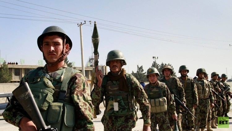 القضاء على قياديين اثنين من طالبان في ولاية لوكر