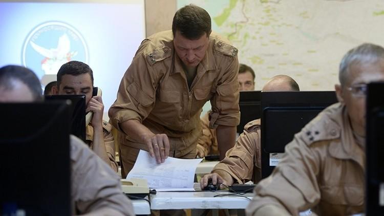 حميميم: رصد 11 انتهاكا للهدنة في سوريا خلال الـ24 ساعة