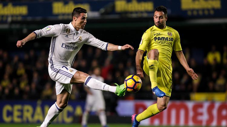 ريال مدريد يفلت من كمين الغواصات الصفراء
