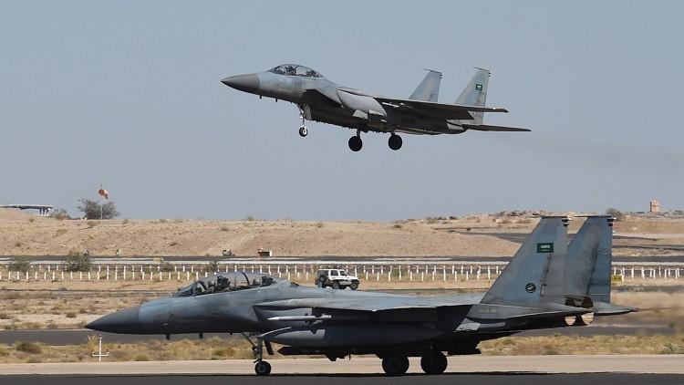 341 غارة سعودية ضد
