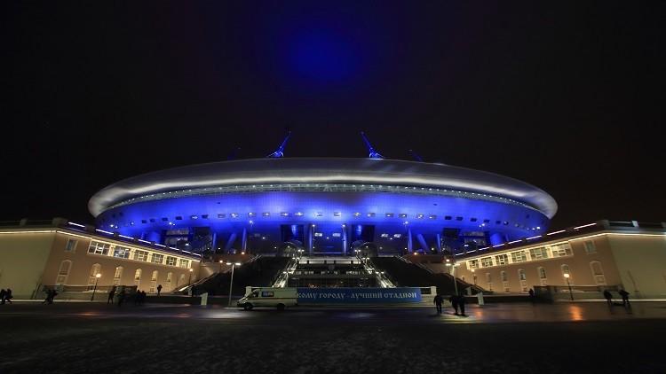 موسكو تتكبد تكاليف إضافية لتجهيز ملاعب كأس العالم