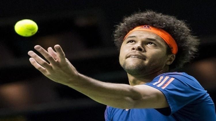 تسونغا يتقدم إلى المركز السابع في تصنيف الرجال