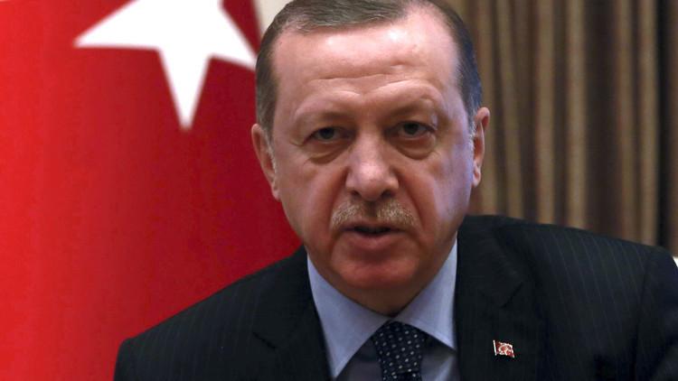 أردوغان يتعهد بإنهاء الوجود التركي في سوريا