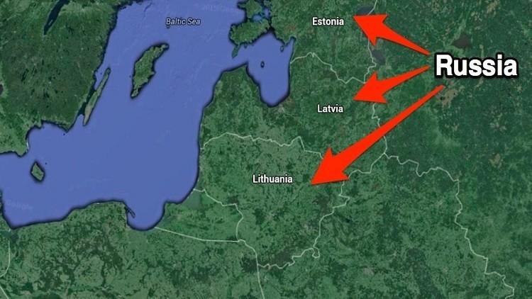 دعوة دول البلطيق إلى الاعتناء بالروس