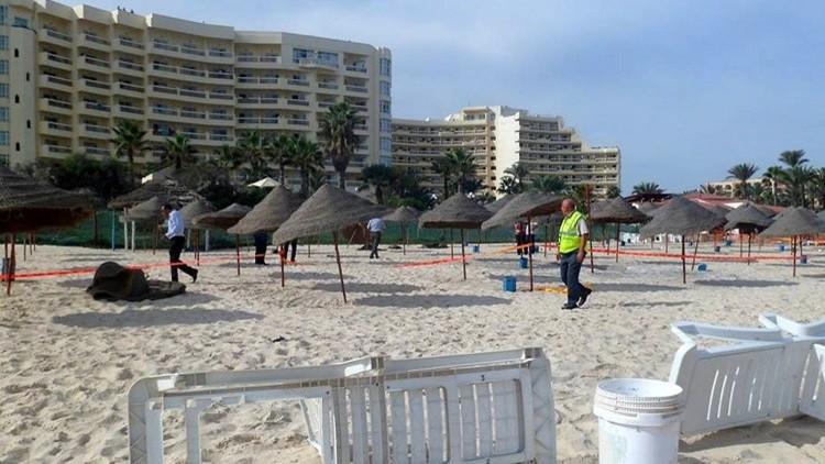 تحقيق بريطاني: قوات الأمن التونسية خذلت ضحايا الهجوم على الشاطئ بشكل