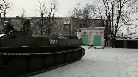 موسكو تحمل كييف مسؤولية التصعيد بدونباس