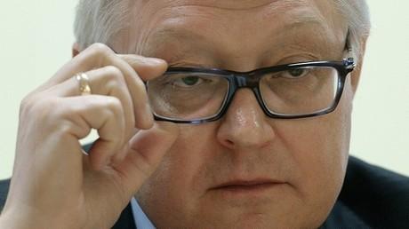 سيرغي ريابكوف، نائب وزير الخارجية الروسي