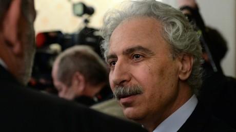 رئيس تيار بناء الدولة السورية المعارض لؤي حسين
