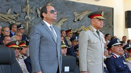 الرئيس المصري عبد الفتاح السيسي - أرشيف -