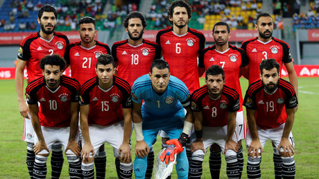منتخب مصر يتزعم إفريقيا