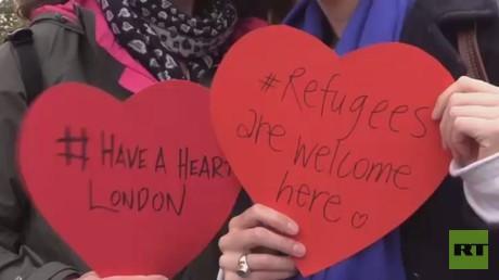 لندن ترفض لجوء أطفال ذوي احتياجات خاصة