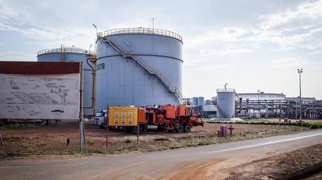 السودان يطلق أضخم مشروع لتوزيع الغاز في الخرطوم