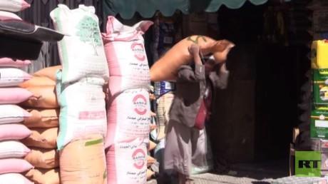 تحذيرات من أزمة غذائية في اليمن