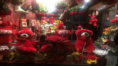 عيد الحب في دمشق القديمة