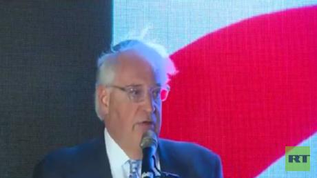 السفير الأمريكي في إسرائيل ديفيد فريدمان