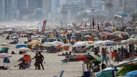 ملايين الدولارات تتدفق على ريو دي جانيرو