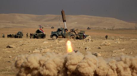 عمليات تحرير الساحل الأيمن من الموصل