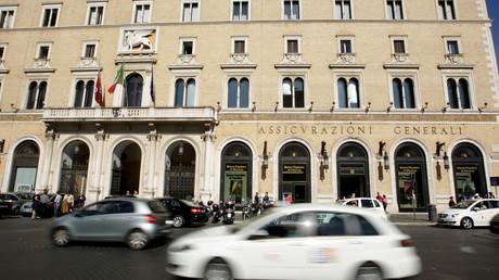 مقر الحكومة الإيطالية