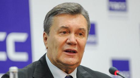 الرئيس الأوكراني السابق فيكتور يانوكوفيتش