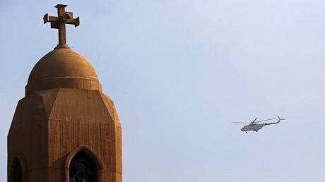 """الأسر المسيحية تغادر سيناء خوفا من تصفيتها على يد """"داعش"""""""