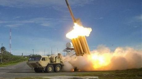 """كوريا الجنوبية.. احتجاجات على استضافة منظومة """"ثاد"""" الصاروخية الأمريكية والصين تهدد"""