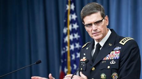 قائد القيادة المركزية للقوات الأمريكية في الشرق الأوسط وشمال أفريقيا الجنرال جوزيف فوتيل