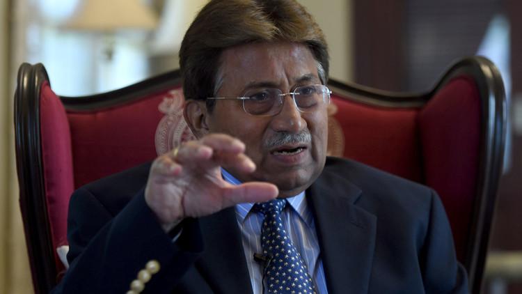 رئيس باكستان السابق يعمل محللا سياسيا من دبي!
