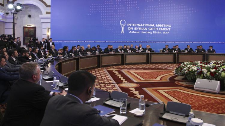 سفير إيراني يكشف عن موعد اجتماع أستانا التالي