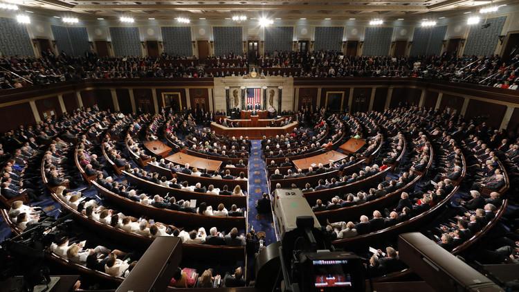 الكونغرس الأمريكي يتراجع عن محاسبة ترامب على علاقاته مع روسيا