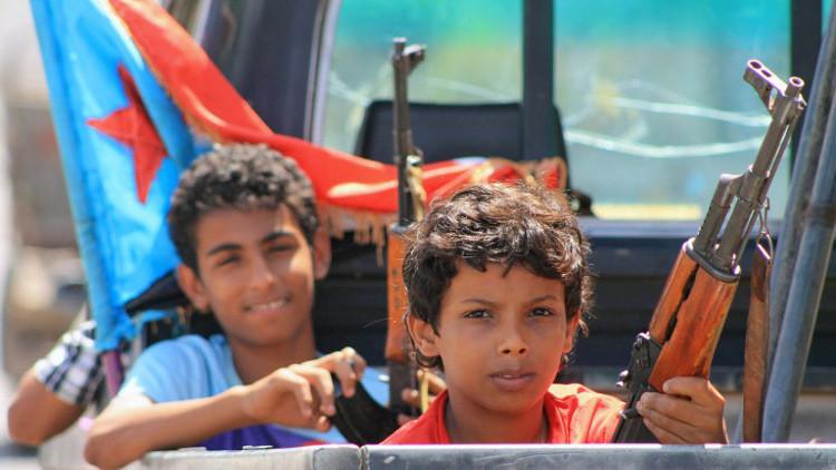 الأمم المتحدة: هناك نحو 1500 جندي من الأطفال في اليمن