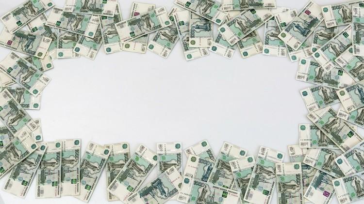 ارتفاع طفيف للدولار أمام الروبل