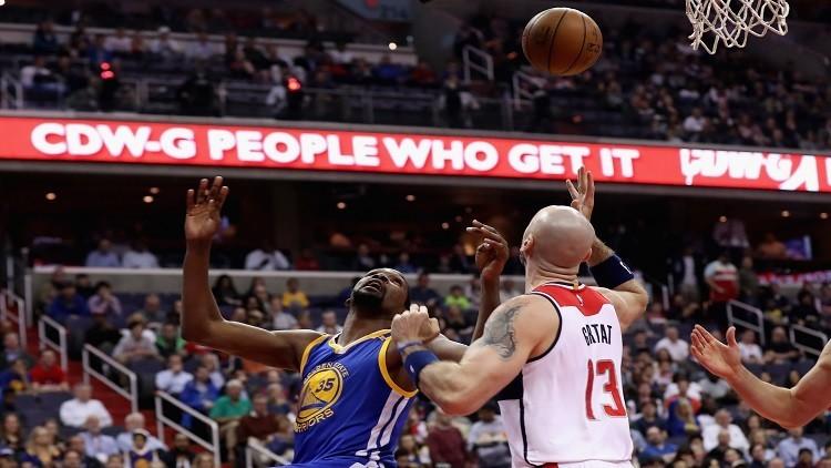 الإصابة تبعد نجم كرة السلة الأمريكي كيفن دورانت