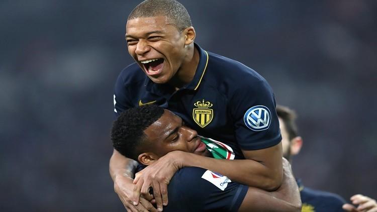 موناكو يبلغ ربع نهائي كأس فرنسا بفوز مثير على مارسيليا