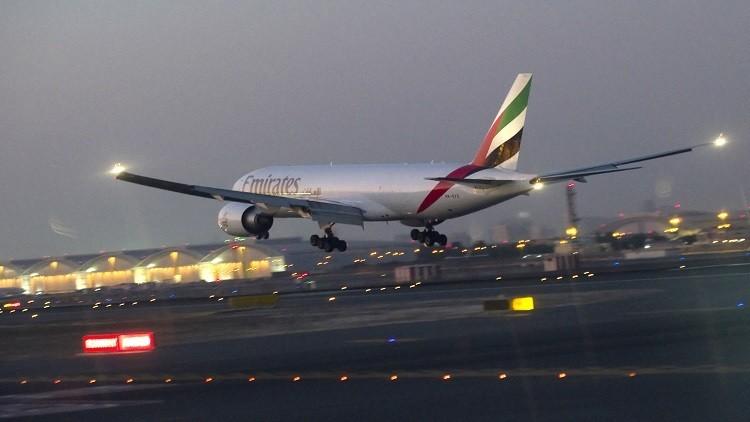مطارات دبي تمنع شحن الأمتعة المستديرة