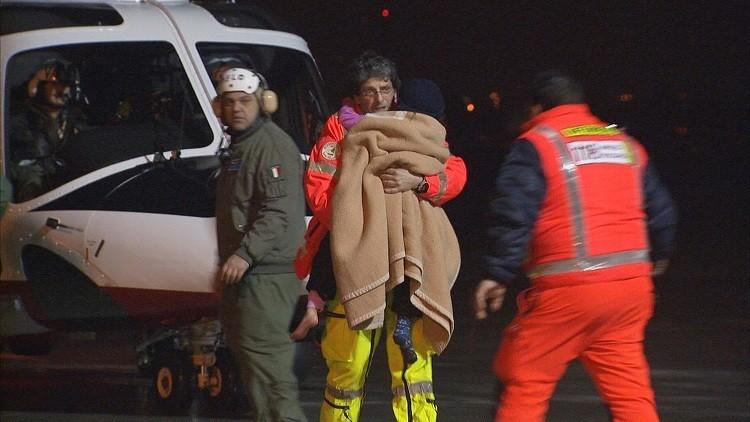 مصرع 3 أشخاص بانهيار ثلجي شمالي إيطاليا