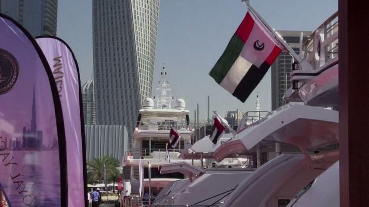 معرض دبي العالمي للقوارب 2017